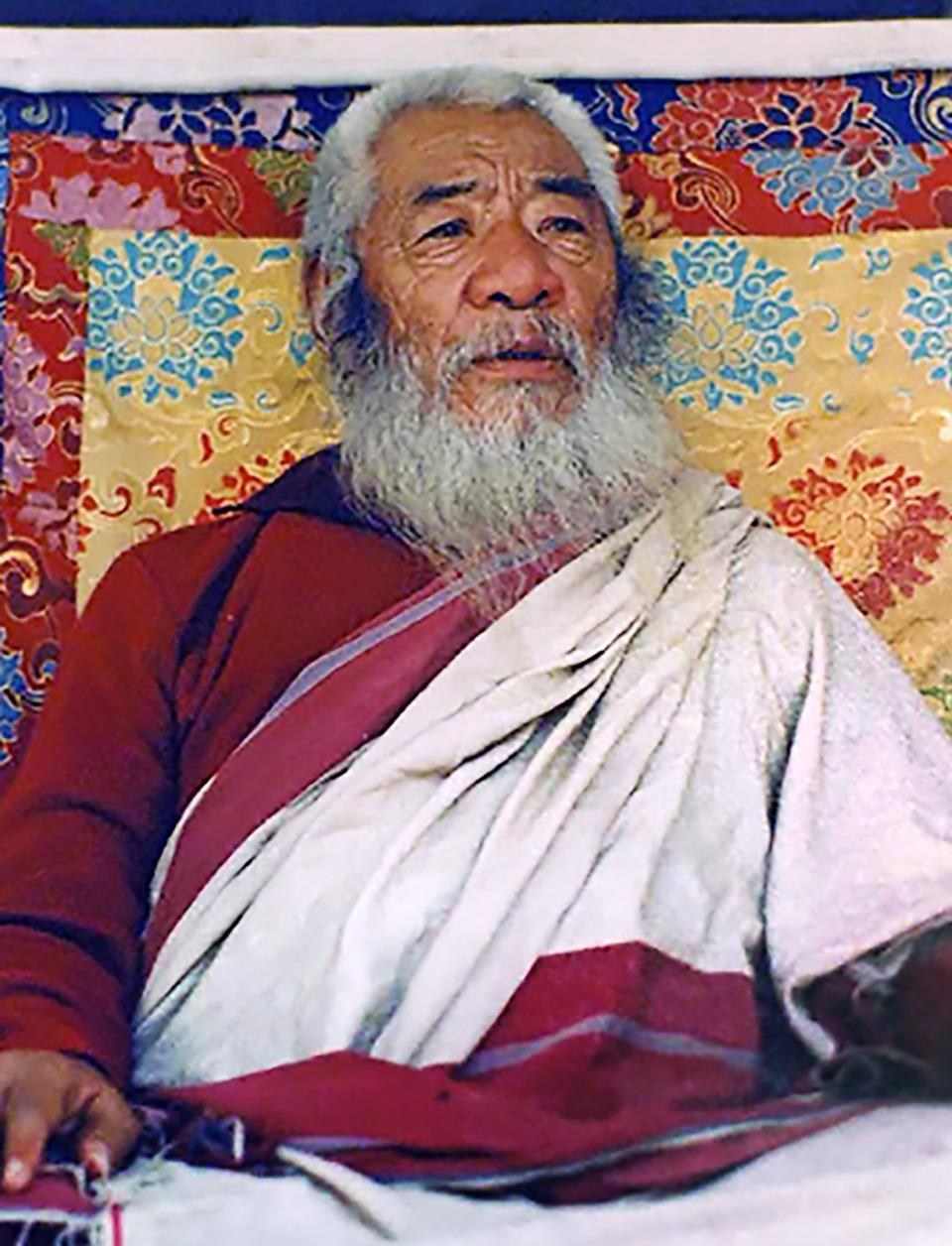 Chatral Sangye Dorje