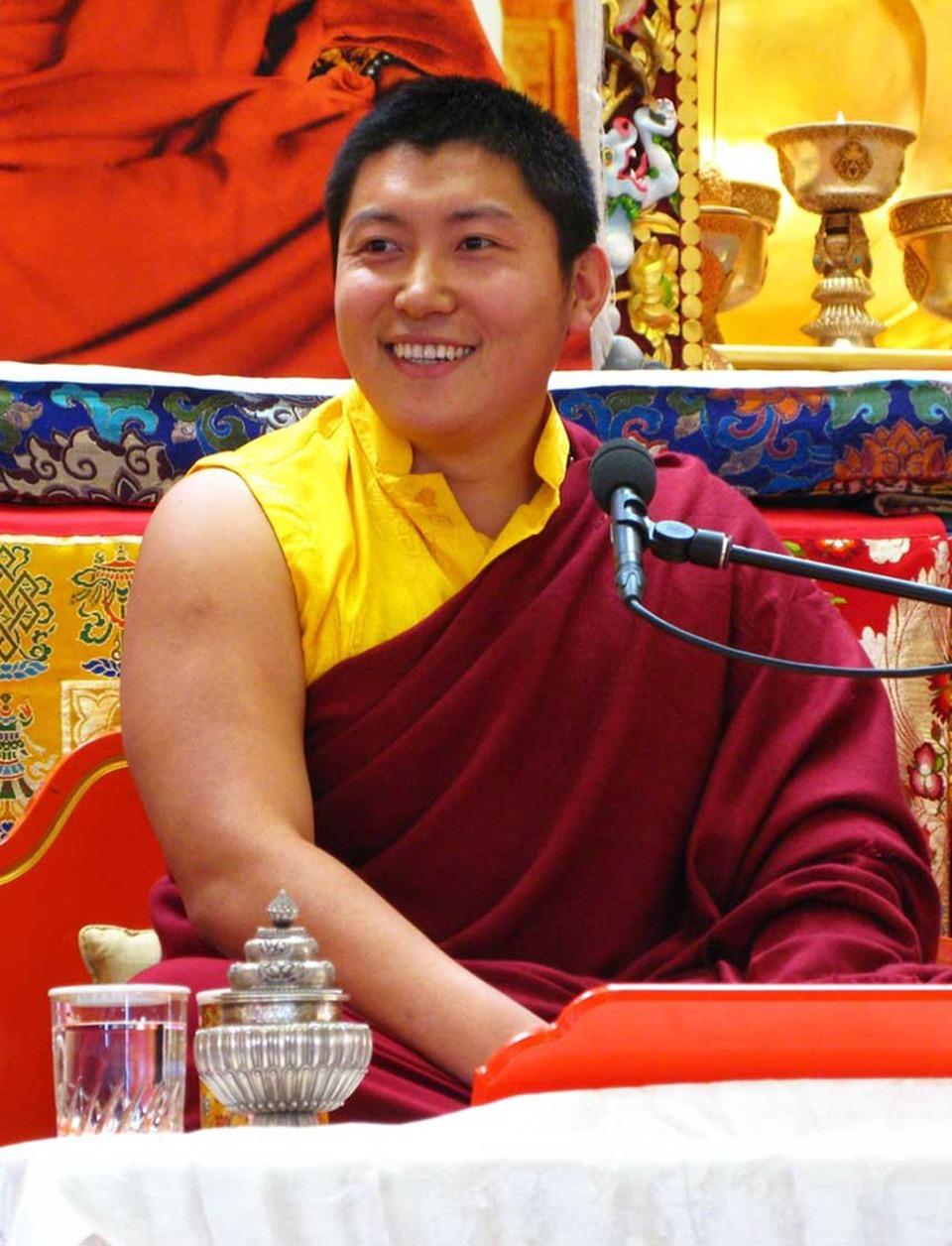 Kyabgön Phakchok Rinpotxé