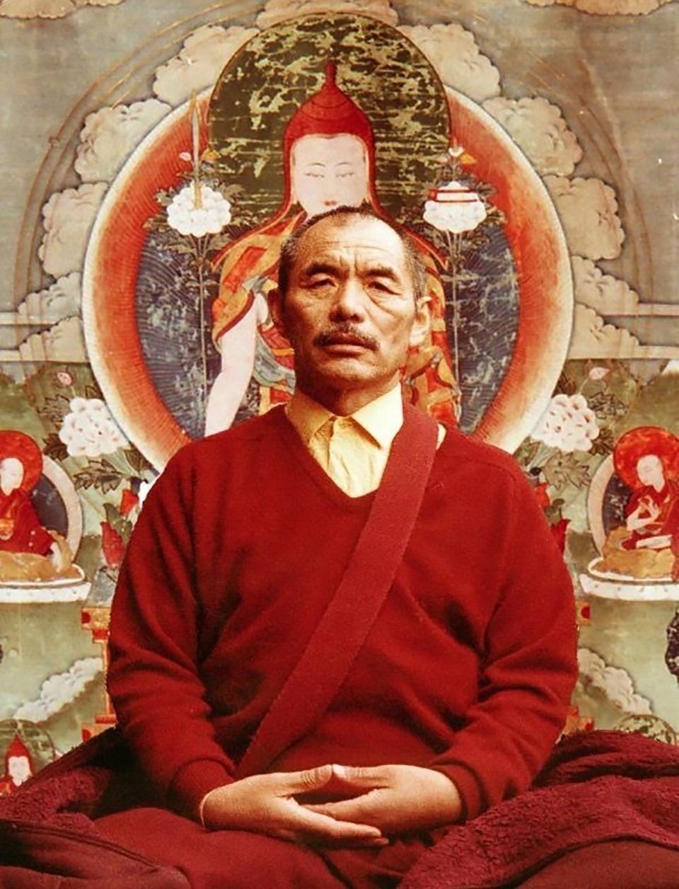 Nyoshul Khen Rinpotxé