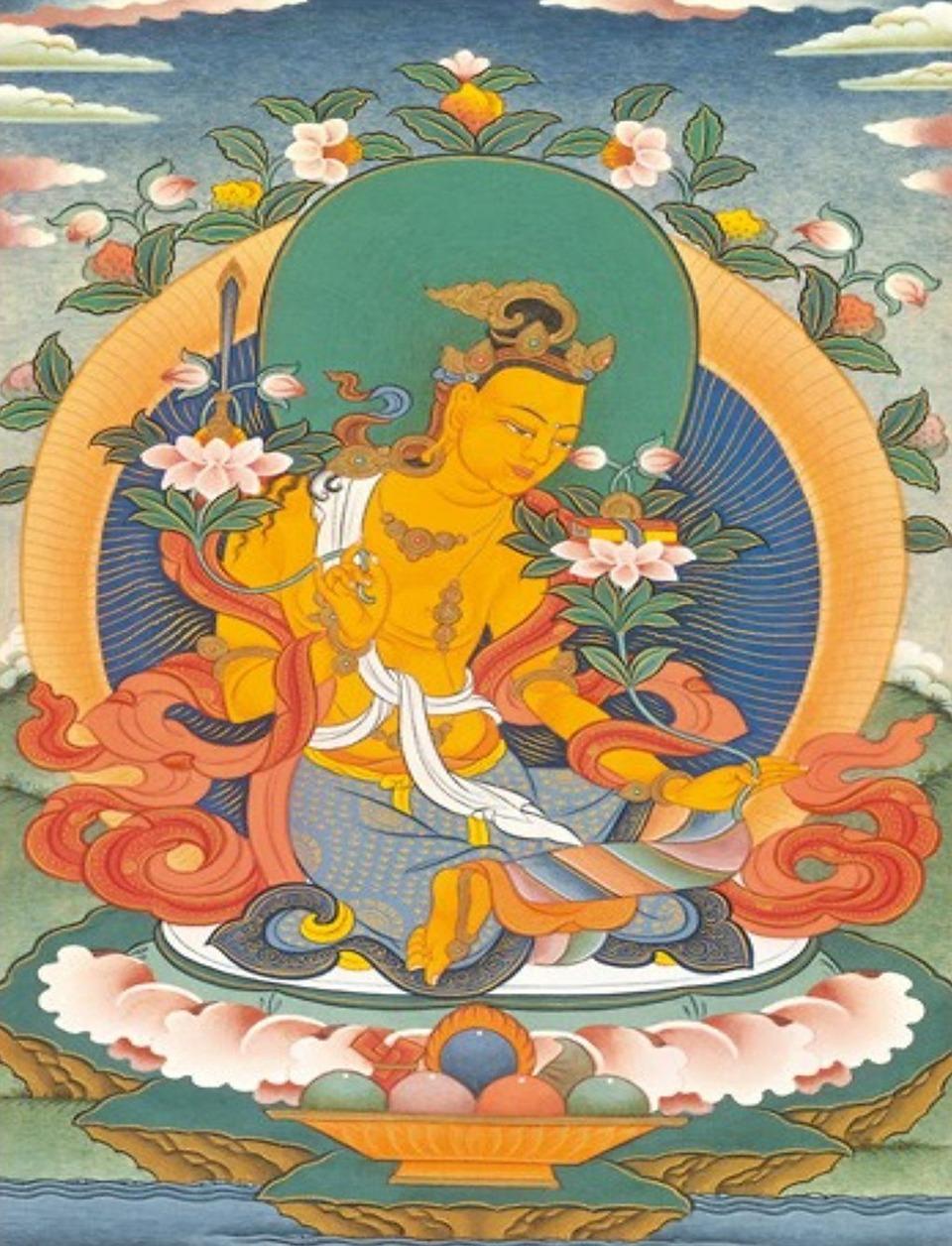 Mañjushri